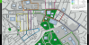 Map of Oakland Walking Routes